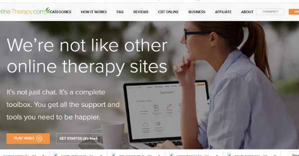 online-therapy.com dashboard