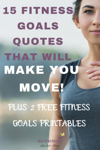 15 Motivational Fitness Goals Quotes To Get You Off The Couch Get Fit Healthy As You Can